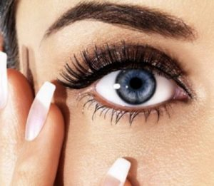 wimperverlenging west vlaanderen